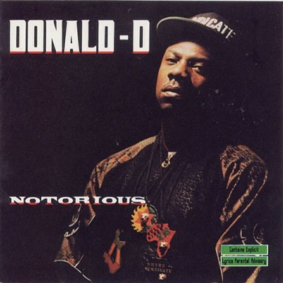 Donald D Notorious 1989 Flac