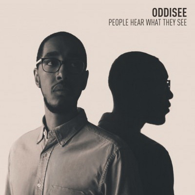 Oddisee People Hear What They See 2012 Cd Flac