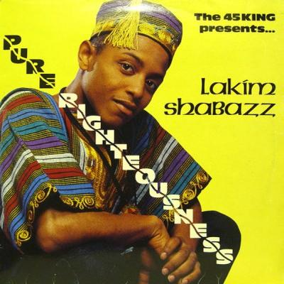 Lakim Shabazz Pure Righteousness 1988 Flac