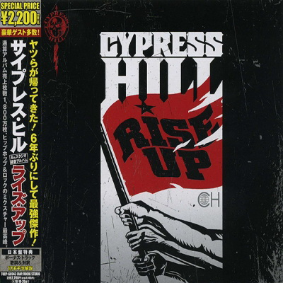 Download Cypress Hill Rise Up 2010 Japan Flac For