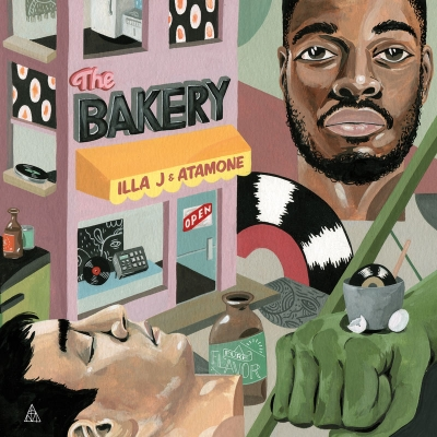 Illa J Amp Atamone The Bakery 2019 Flac